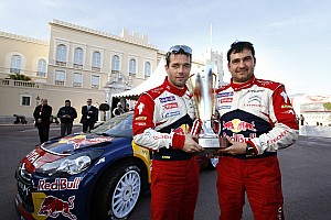 Citroën Monte Carlo Rally final summary