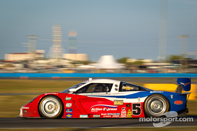 Darren Law Daytona 24H race report