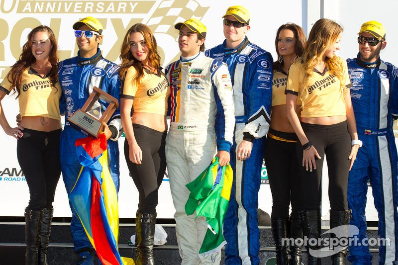 Felipe Nasr Daytona 24H race report