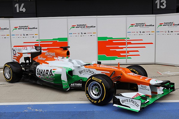 Sutil not axed due to Lux assault affair - Force India