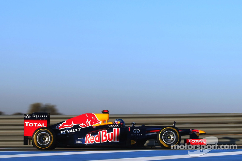 Red Bull Jerez test day 4 report