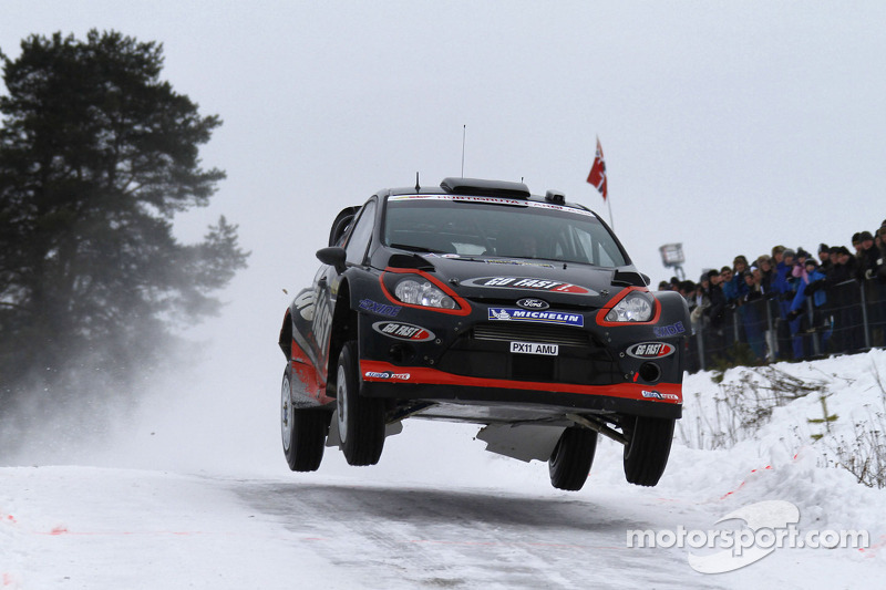 Go Fast Rally Sweden final summary