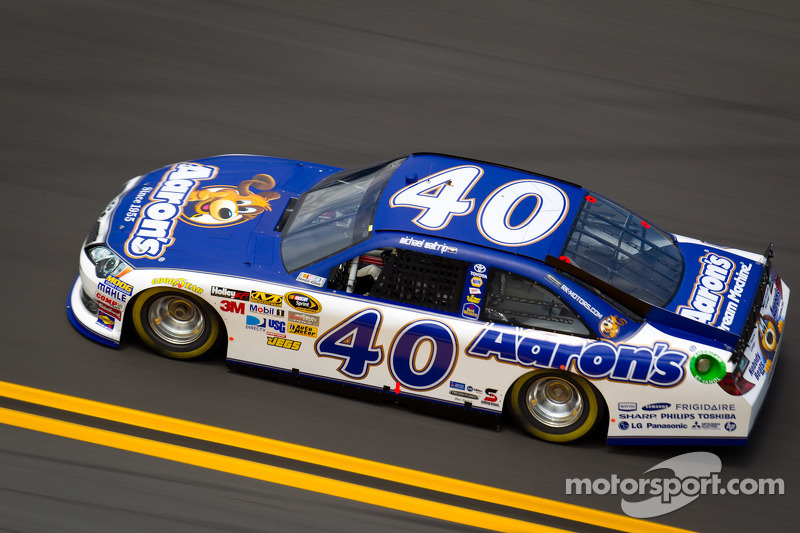 Michael Waltrip has to race his way into the Daytona 500