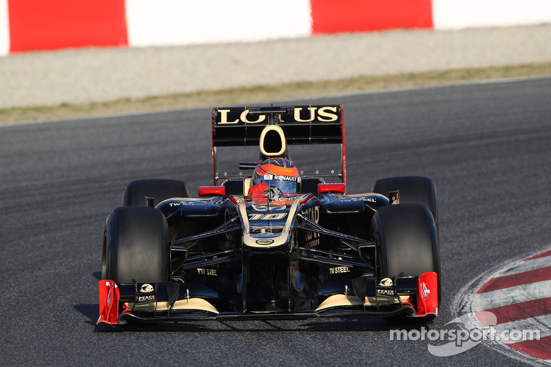 Lotus to seek permission for private test - source
