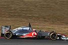 McLaren Barcelona testing -  Day 4 report