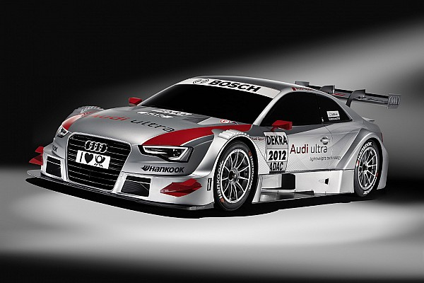 Audi confirms 2012 DTM driver line-up