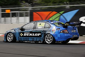 V8 Supercars Car of the future ready for 2013