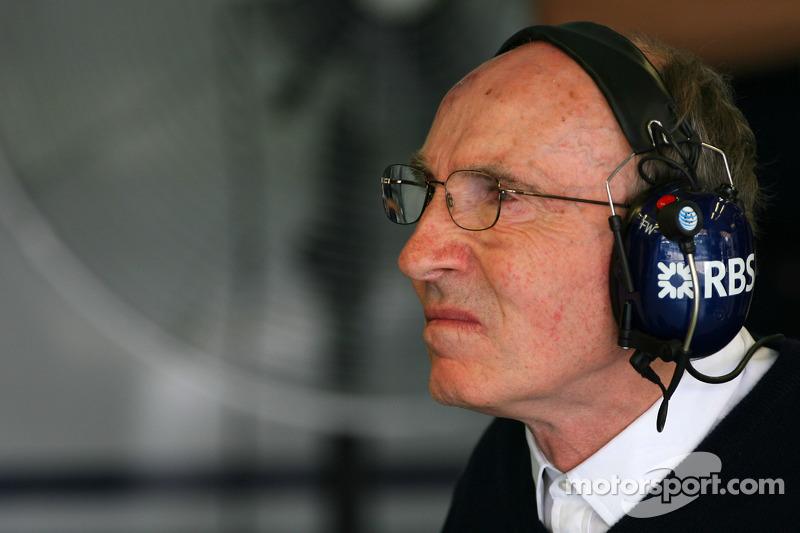 Williams admits mistake to let Newey go