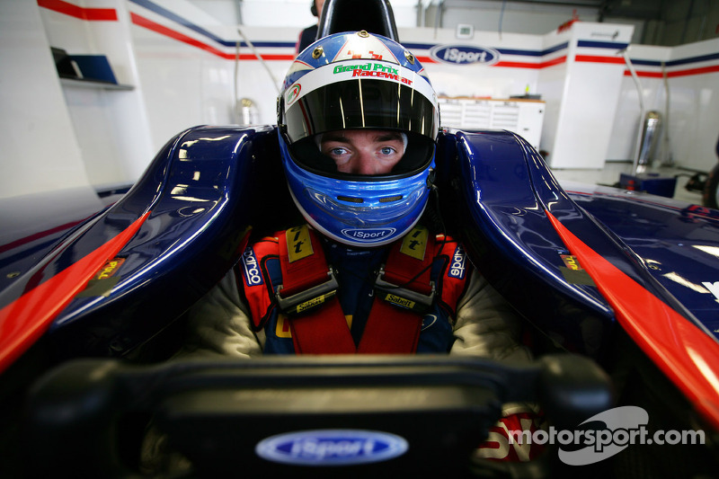 Jolyon Palmer Jerez test summary
