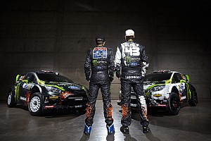 WRC Atkinson and Block launch Monster livery for World Rally Championship attack