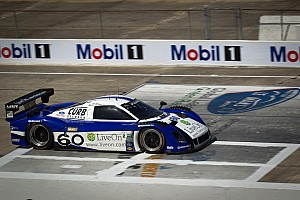 Michael Shank Racing Florida testing summary