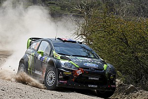 Chris Atkinson Rally Mexico leg 1 summary