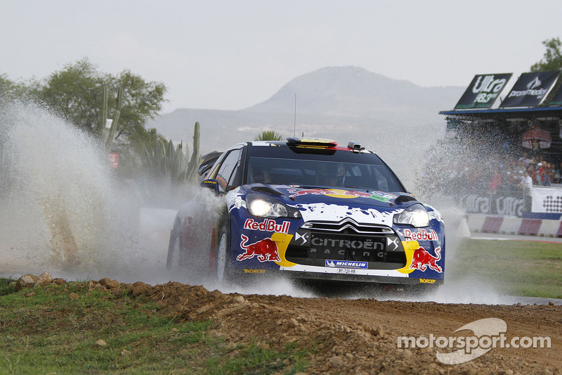 Citroen Racing Technologies Rally Mexico final summary