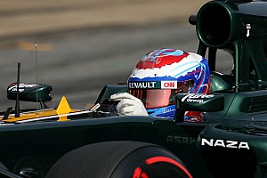 Petrov 'as good as Trulli' says Caterham boss