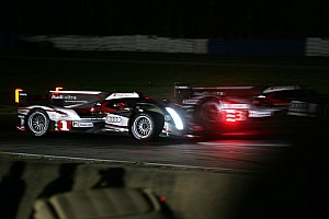 WEC Crash at Sebring delays night practice