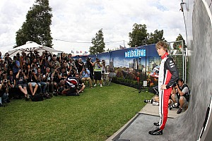 Marussia Australian GP - Melbourne Friday practice report