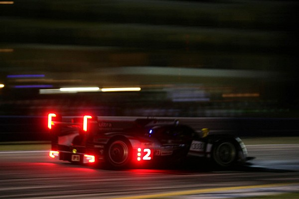Night practice ends in Sebring with Mr. Le Mans on top 