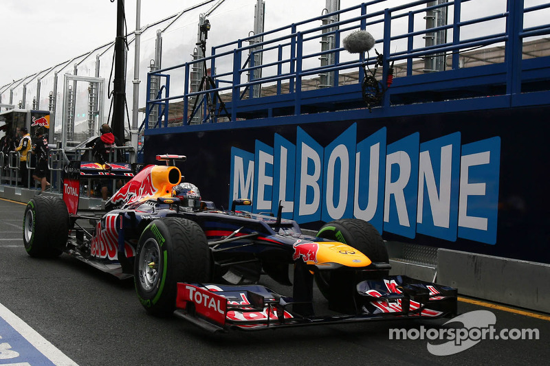 Pirelli - The Australian Grand Prix from a tyre point of view