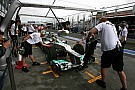 Mercedes Australian GP - Melbourne qualifying report
