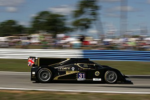 WEC Lotus Sebring qualifying report