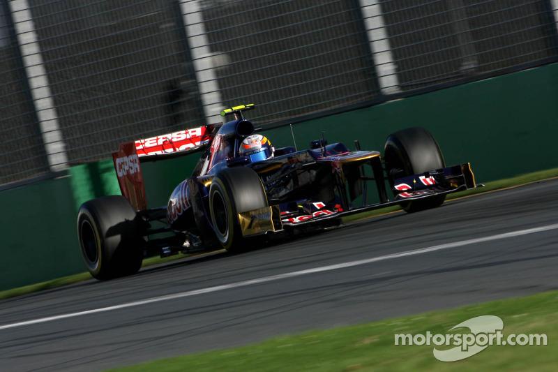 Toro Rosso Australian GP - Melbourne race report