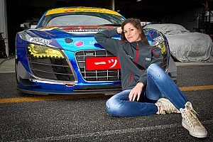 Super GT Blog Cyndie Allemann Racing diary, episode 2012-02