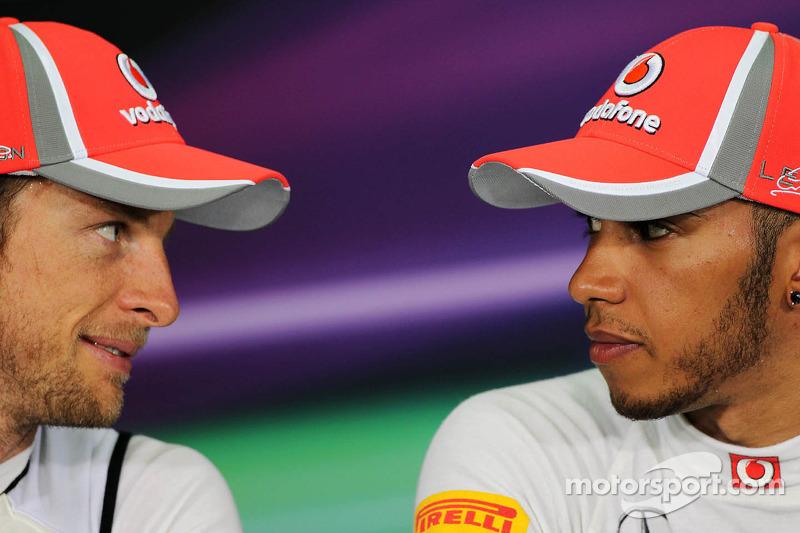 McLaren's eyes on 'fun turn one' at Sepang
