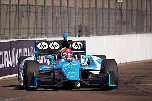 IndyCar Schmidt Hamilton Motorsports St. Pete race report