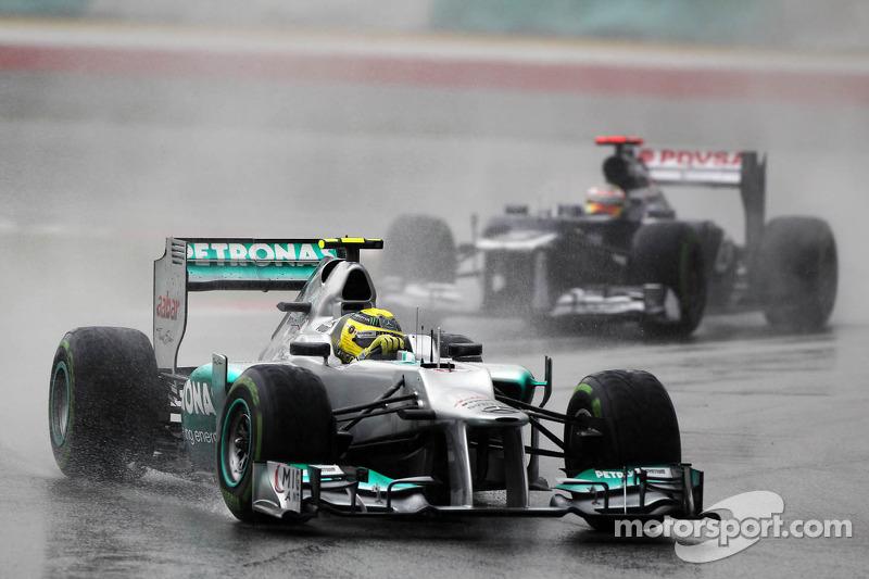 Mercedes Malaysian GP - Sepang race report