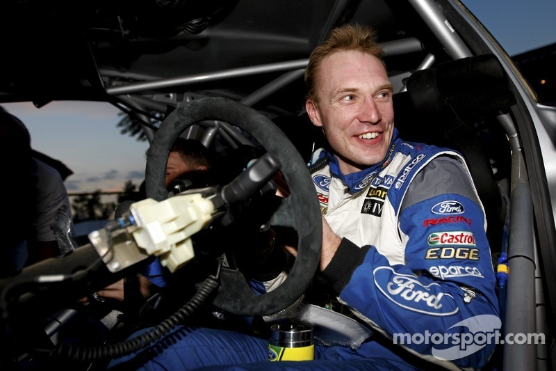 Ford drivers Latvala and Solberg top Rally Portugal qualifying
