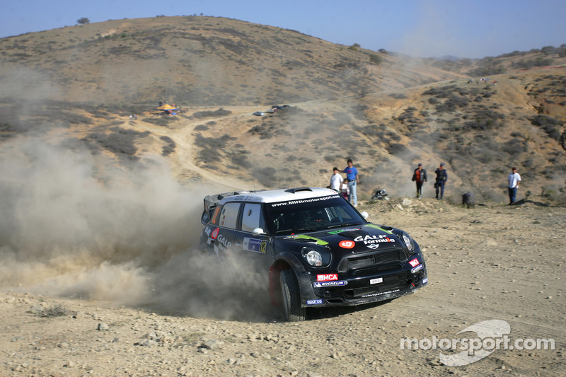 Team MINI Portugal looking forward to battle on home soil