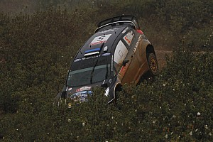 M-Sport Rally de Portugal leg 2 summary