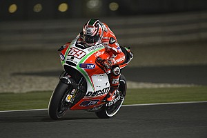 Ducati Qatar GP race report