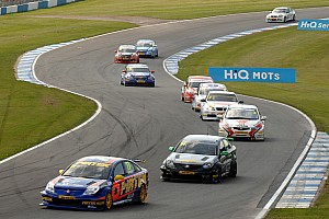 BTCC Series heads to Donington Park
