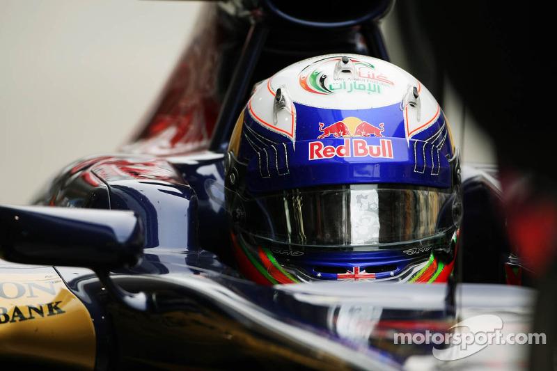 Toro Rosso Chinese GP - Shanghai Friday report