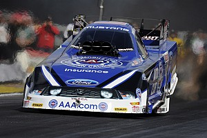 NHRA Final pairings are set for Charlotte Four-Wide Nationals