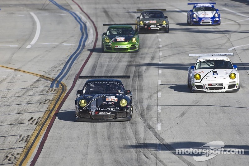 Alex Job Racing GTC Long Beach race report