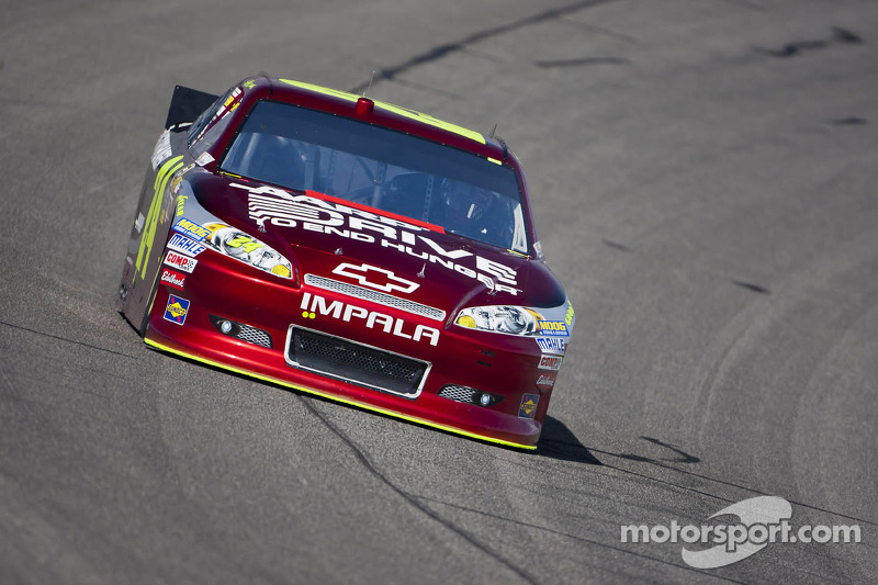 Jeff Gordon set to enjoy final race on Kansas' old pavement
