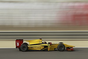 GP2 Valsecchi turns pole position into feature race victory in Bahrain