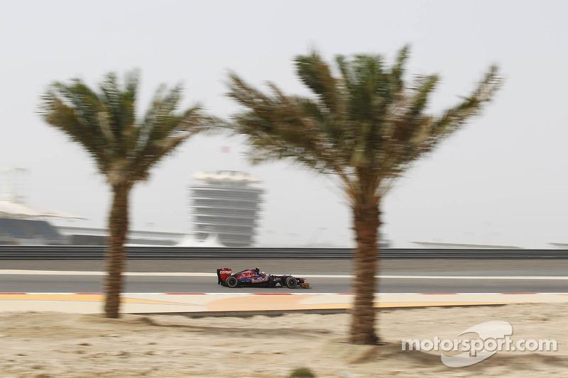 Toro Rosso Bahrain GP - Sakhir qualifying report