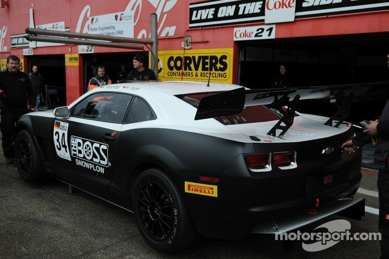 GT1+3 Zolder Paddock Notes