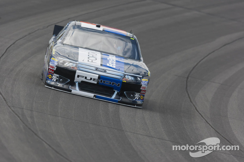 Kenseth and Ford drivers discuss Kansas race
