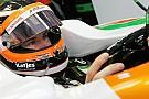 Force India Bahrain GP - Sakhir Friday practice report