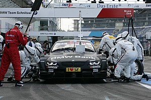 DTM Successful comeback - Priaulx in the points for BMW