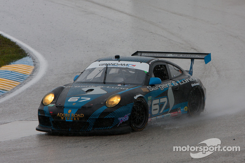 Porsche Homestead race report