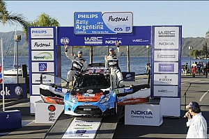 Elsewhere M-Sport Rally Argentina final summary