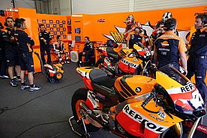 Repsol Honda Spanish GP Friday report