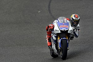 Yamaha Factory Team Portuguese GP Friday practice report