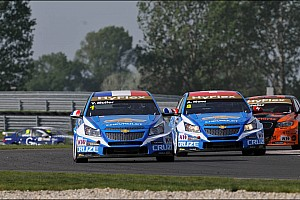 Chevrolet Race of Hungary qualifying report