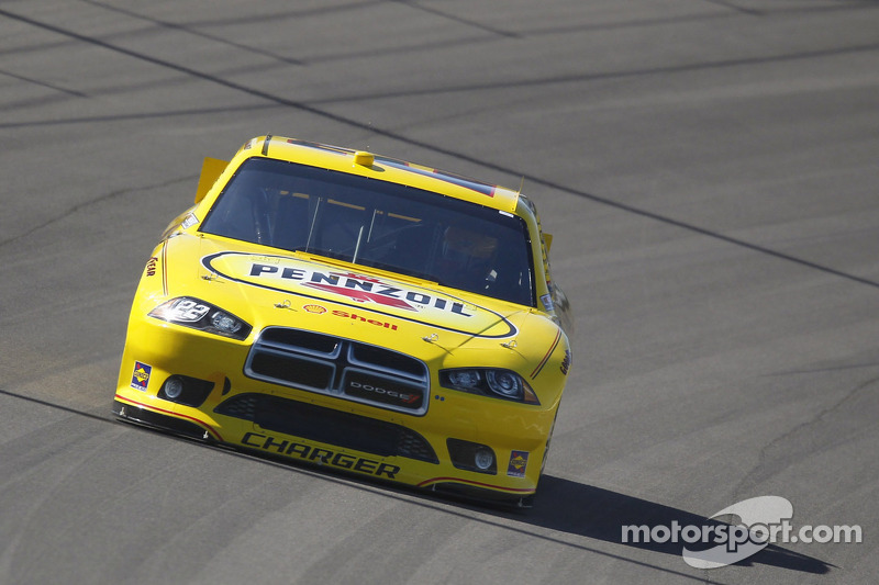 Allmendinger, Dodge drivers on Talladega qualifying